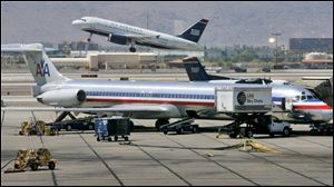 The merger of US Airways and American Airlines has given birth to a mega airline with more passengers than any other in the world.