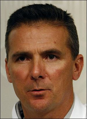Ohio State head coach Urban Meyer.