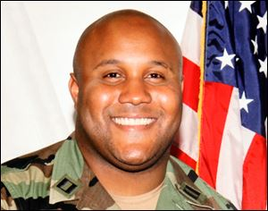 Burned remains found in a California mountain cabin have been positively identified today as fugitive former police officer Christopher Dorner.