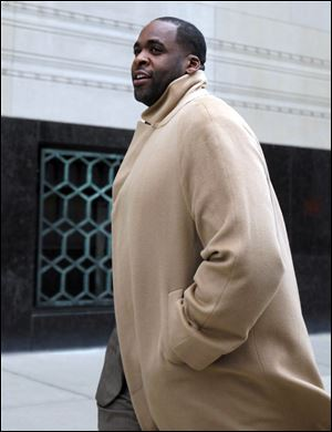 Former Detroit Mayor Kwame Kilpatrick, 42, is charged with 30 crimes, including bribery, racketeering conspiracy, extortion and tax violations.