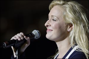 Mindy McCready died Sunday. She was 37.