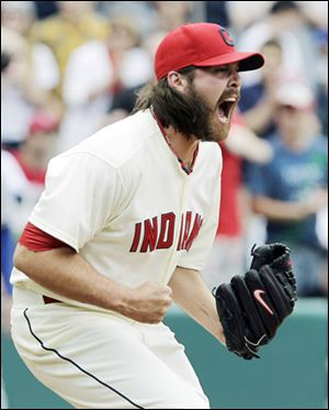 Indians closer Chris Perez said he intends to better manage his life away from baseball in 2013.