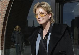 Patricia Cornwell claimed that the firm and a former executive cost her millions of dollars in losses or unaccounted revenue during their four-year relationship.