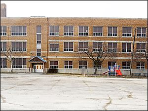 The former  Macomber High School could be the new home of Cherry Street Mission Ministries.