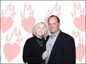 Cindy and Joe Mehling supported Hearts of Fire.