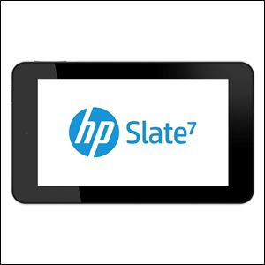 Hewlett-Packard Co. will debut a new tablet. The HP Slate 7 will have a 7-inch screen, making it similar in size to the Amazon Kindle Fire. It will cost $169 when it goes on sale in April in the United States.