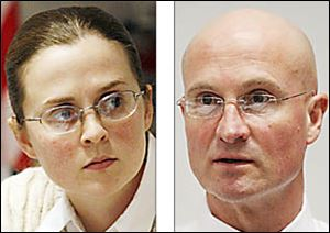 A state report urges the immediate firing of Meghan Gallagher and Dan DeAngelis.