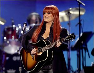 Country singer Wynonna Judd will be among the 11 contestants on the latest season of 'Dancing With the Stars.'