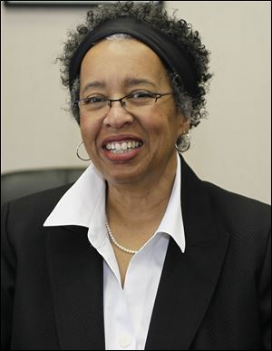 Toledo school board president Brenda Hill said the board delayed the voted for contract extensions for the superintendent's cabinet because they needed more time to discuss it.