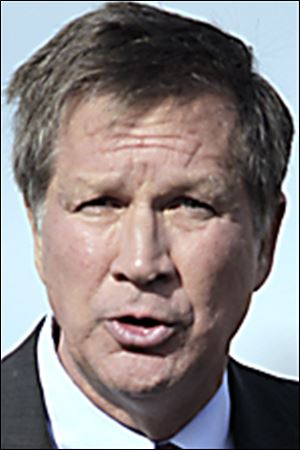 Gov. John Kasich's budget has few fans, even among Republican lawmakers.