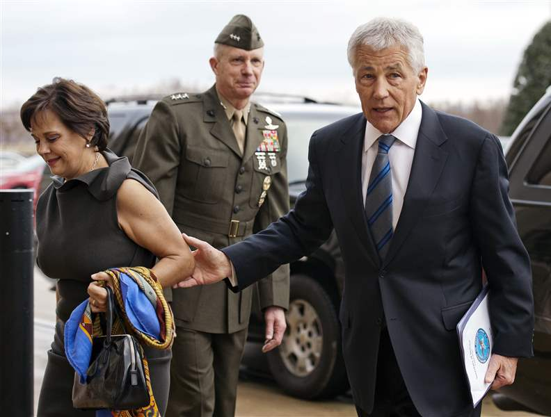 HAGEL-SWORN-IN