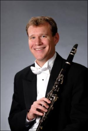 Georg Klaas will solo with the Toledo Symphony in this weekend's Classics Concerts.