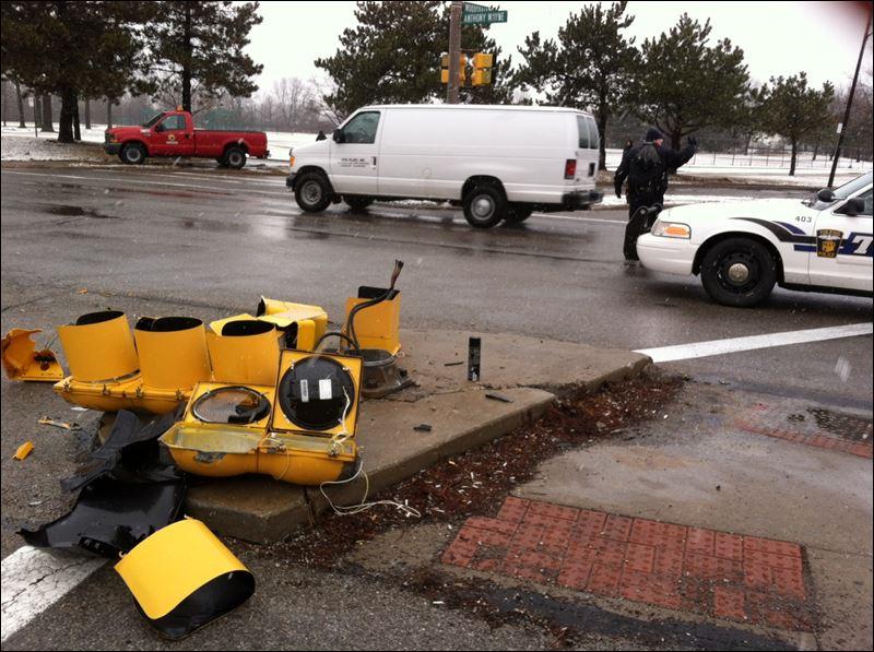 Car Crash Toledo Car Crash