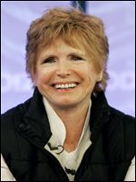 A 2008 picture of Bonnie Franklin.