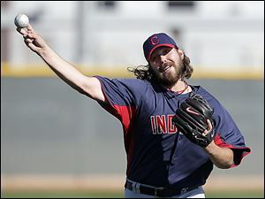 Indians closer Chris Perez has been an All-Star the last two seasons. He also was hurt last spring