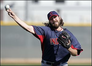 Indians closer Chris Perez has been an All-Star the last two seasons. He also was hurt last spring training.