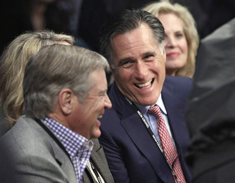 Romney-Returns-to-spotlight