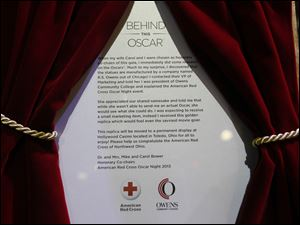 The American Red Cross celebrates their 10th annual Oscar Night  Feb. 24.