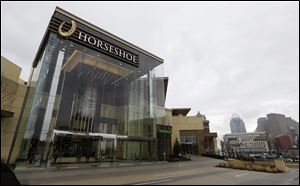 Horseshoe Casino Cincinnati is a 400,000-square-foot facility built on a 23-acre former surface parking lot in the city core. It is the last of four casinos that Ohio voters approved in 2009.