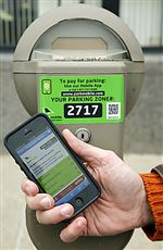 Parking-meter-QR-code-iPhone