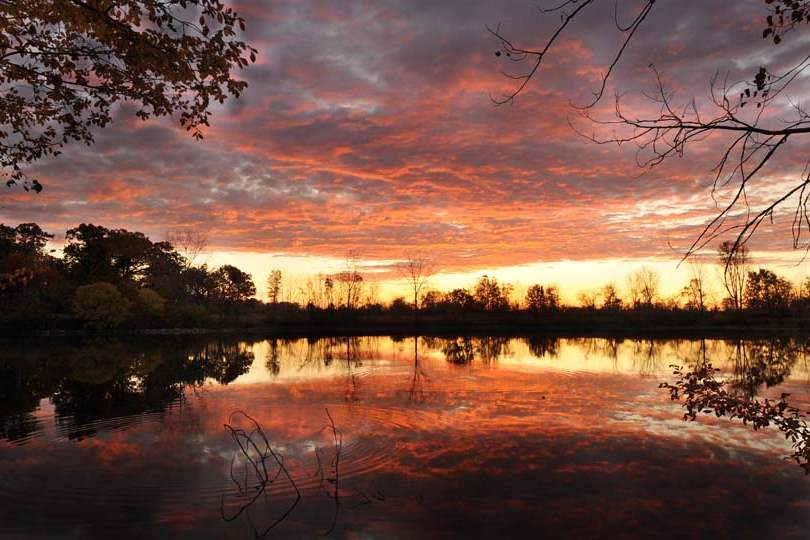 Sunrise-on-Quarry-Pond-jpg