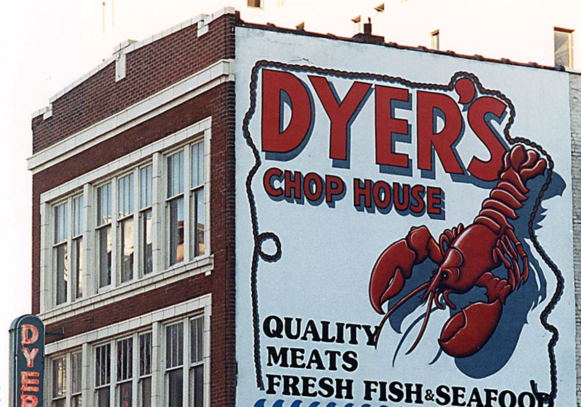 Dyer S Chop House Was A Favorite Of Business Leaders And Celebrities For Decades