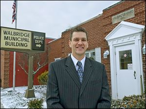 Ed Kolanko, who took office as mayor of Walbridge in January, calls it an honor to participate in the village's centennial celebrations. The village was incorporated April 7, 1913.