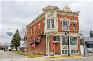 The historic Pythian building in downtown Whitehouse was sold in December to Mark Martin who plans to spend  $300,000 to $400,000 to modernize the interior of the building for his logistics business.