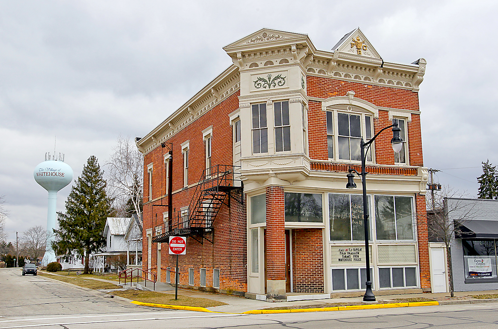 Pythian castle in whitehouse has new owner new purpose for Building a home in ohio