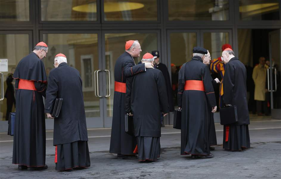 Vatican-Pope-cardinals-meet
