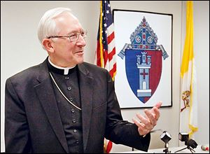 Bishop Leonard P. Blair of the Diocese of Toledo says the Pope Francis's election is particularly significant for Latin Americans. Because Francis was a bishop of a very large diocese, he has much experience that should serve him well in the huge tasks that he faces in his new post, the bishop says.