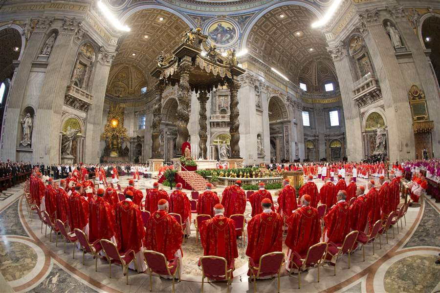 APTOPIX-Vatican-Pope-prayer