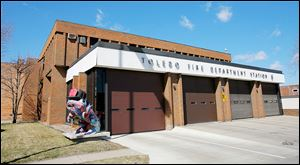 Toledo Fire Chief Luis Santiago said he doesn't know if a station culture at Station 5, 1 N. Ontario St., ha
