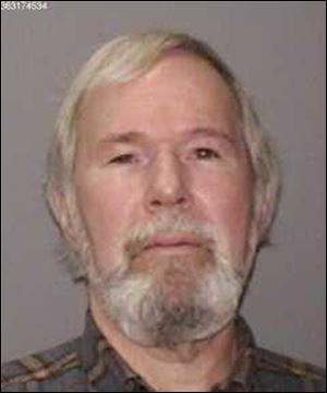This undated photo provided by the New York State Police shows 64-year-old Kurt R. Meyers, the man sought in connection with the shooting of six people in two incidents in upstate New York, Wednesday, March 13, 2013.
