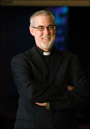 The Rev. Thomas Doyle, vice president for Jesuit identity at St. John's Jesuit High School and Academy, which has about 950 male students, said that St. John's is the only Jesuit institution in Toledo