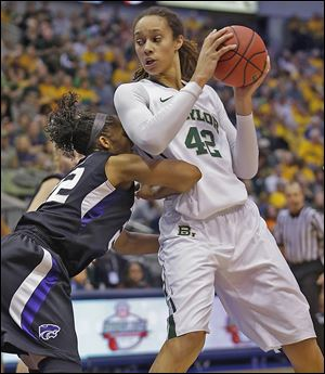 Brittney Griner is a big reason Baylor's a No. 1 seed seeking to repeat as national champions.