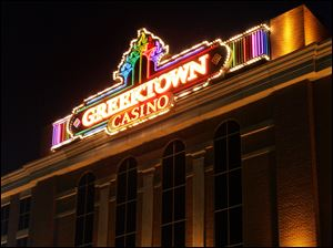 The Greektown Casino in Detroit