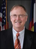 Colorado Department of Corrections Director Tom Clements.