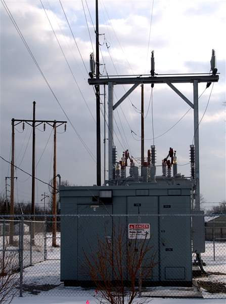 FirstEnergy-substation