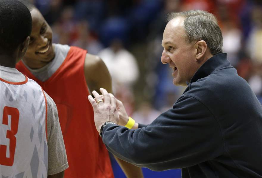 NCAA-Ohio-St-Basketball-Thad-Matta