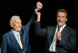 Joe Weider, the legendary bodybuilding impresario Arnold Schwarzenegger has often cited as his key mentor, died at age 93.