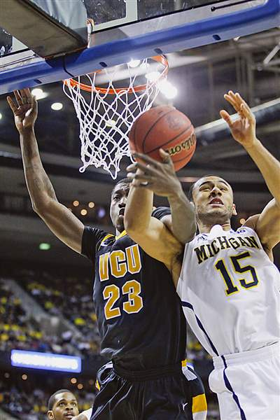 NCAA-VCU-Michigan-Basketball-3-25