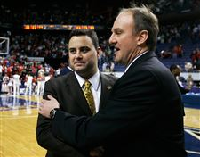 Sean-Miller-Thad-Matta-coaching