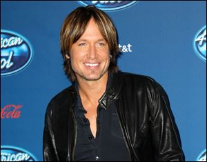 Keith Urban's life is a busy one but he takes it all in stride.