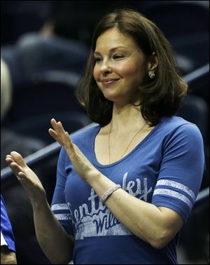 Actor Ashley Judd tweeted today that she would not be running for U.S. Senate in Kentucky in 2014.
