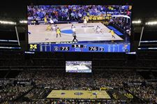 APTOPIX-NCAA-Michigan-Kansas-Basketball-Burke
