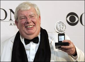 Richard Griffiths of