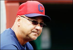 Cleveland manager Terry Francona won two titles in Boston. The Indians are seeking their first since 1948.