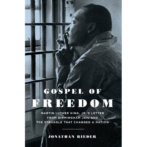 a literary analysis of the letter from birmingham city jail by martin luther king