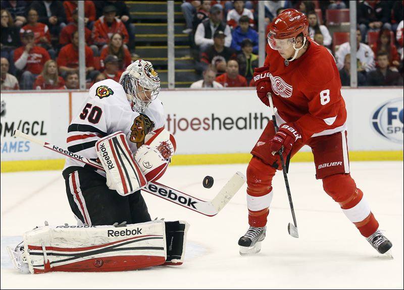 Red Wings Left Wing Justin